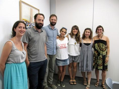 La Federaciò de Cooperatives de Treball de Catalunya pone  en marcha un programa de apadrinamiento cooperativo.