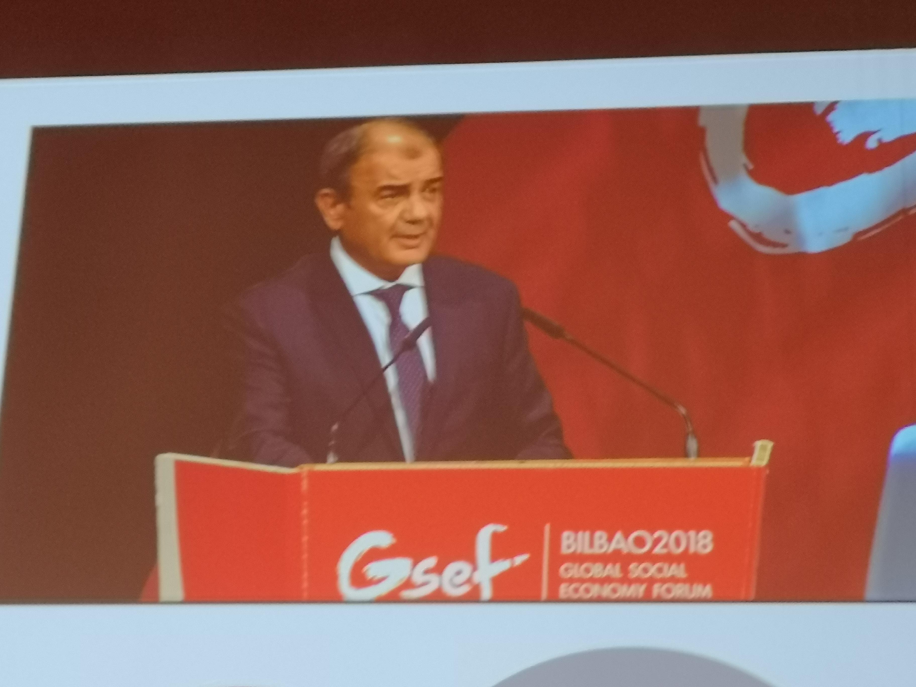 El presidente de COCETA, Juan Antonio Pedreño, en su calidad de presidente de CEPES y de Social Economy Europe anuncia que presentará a la UE un plan de Acción Europeo para la Economía Social
