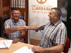 La Asociación Arrabal y FAECTA cooperan para aumentar la empleabilidad de personas en riesgo de exclusión